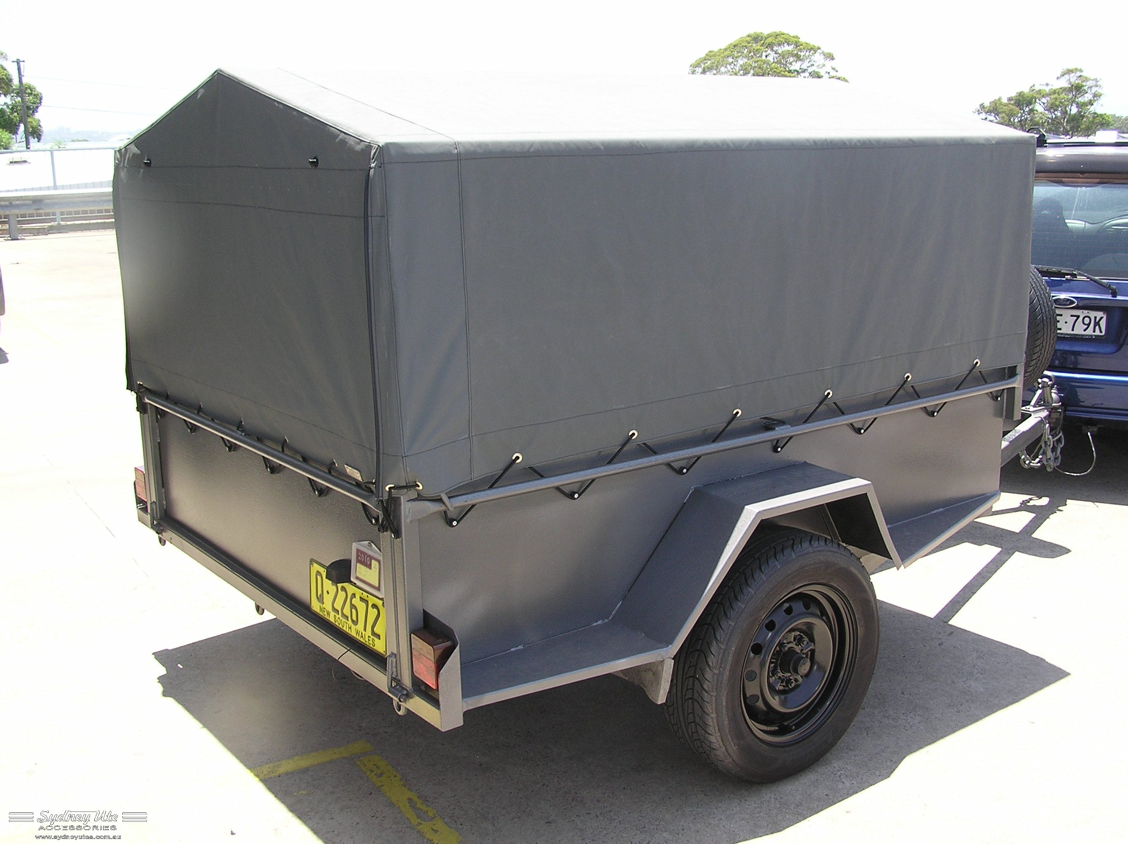 Second Hand Cars >> Canvas Covers Canopies :: Trailer Canvas Cover