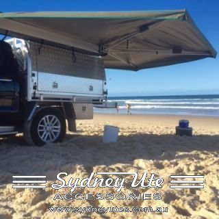 30 Second Awning, Sydney Ute Accessories :: 30 Second ...