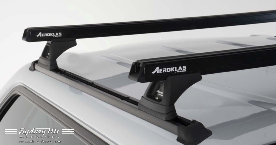 Aeroklas By Rhino Rack Track Mount System Heavy Duty