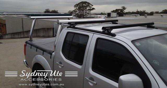 Nissan Navara D40 Ute Sydney Trade Racks 3 Quot Polished Alloy