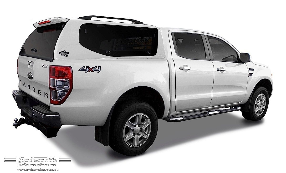 Ford Ranger Dual Cab Flexisport Smooth Canopy  sc 1 st  Sydney Ute Accessories & Flexiglass Ute Canopies - Sydney Ute Accessories :: FLEXIGLASS ...