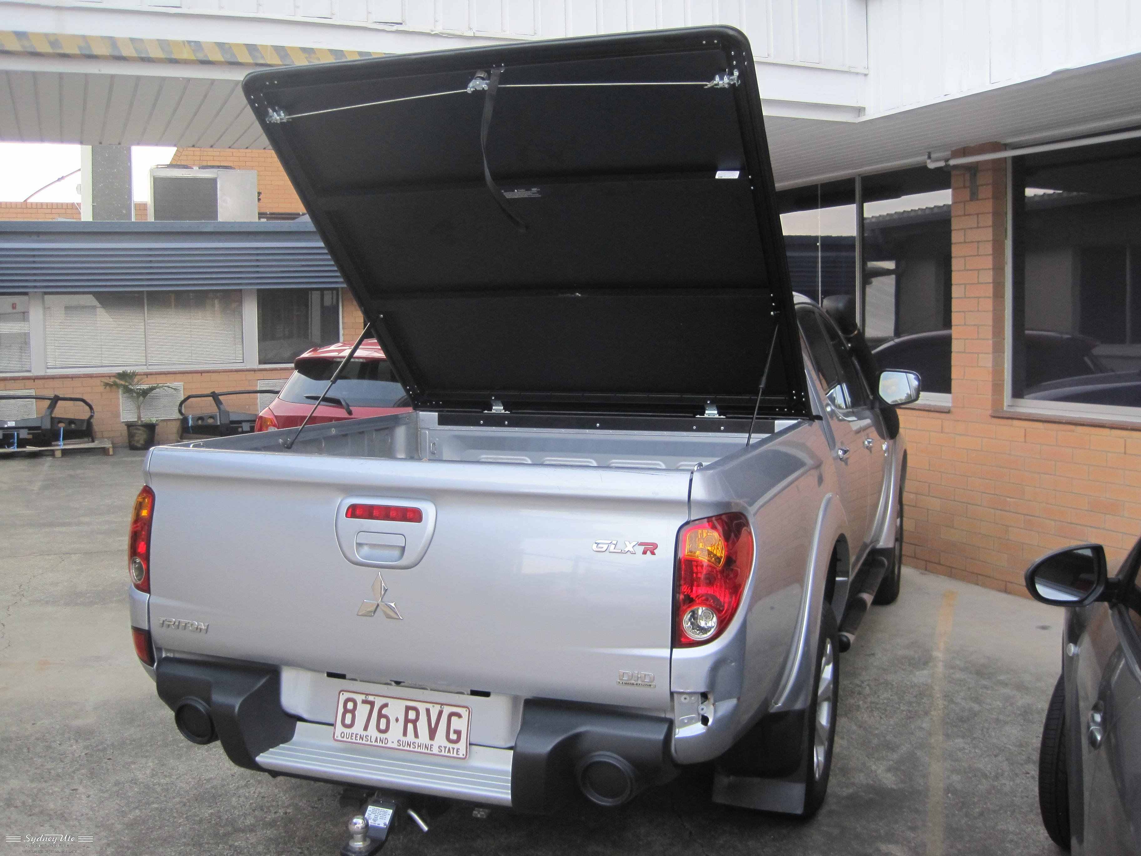 Egr Alloy Ute Lid Hard Cover Sydney Vehicle Accessories