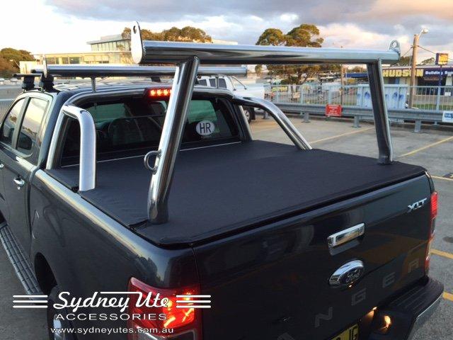 Ford Ranger Adapter Rack Set 3 Quot Diameter Custom Clip On