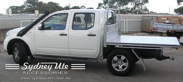 Ute Trays Sydney Ute Accessories Aluminium Nissan