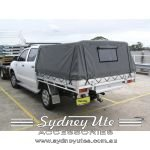 Sydney Ute Accessories Canvas Cover Racks optional