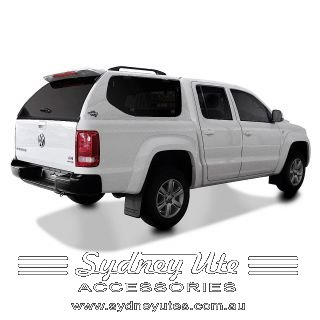 VW Amarok Dual Cab Flexisport Smooth Canopy  sc 1 st  Sydney Ute Accessories & Flexiglass Ute Canopies - Sydney Ute Accessories :: FLEXIGLASS ...