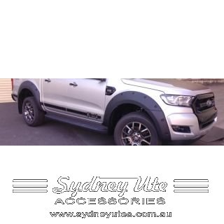 2015 Px Mkii Ford Ranger Bolt On Flaresford Px Mkii