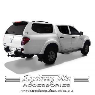 Mitsubishi MN Triton Dual Cab Flexisport Smooth Canopy  sc 1 st  Sydney Ute Accessories & Flexiglass Ute Canopies - Sydney Ute Accessories :: FLEXIGLASS ...