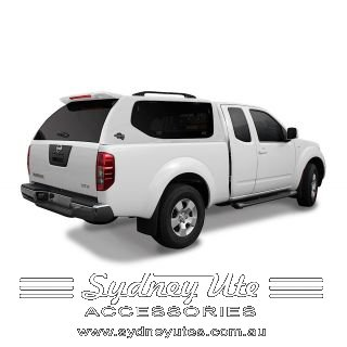 Nissan Navara D40 Dual Cab Flexisport Smooth Canopy  sc 1 st  Sydney Ute Accessories & Flexiglass Ute Canopies - Sydney Ute Accessories :: FLEXIGLASS ...