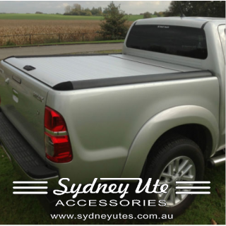 Hilux dual cab with out sports bar