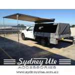 Sydney Ute Accessories canvas cover with awning
